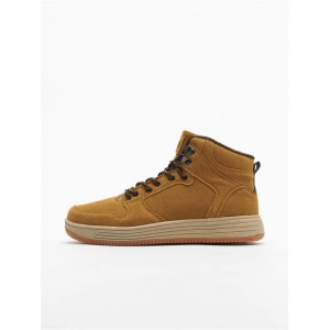 Urban Classics Men Sneakers High Top in brown Selling Well DZUDV943