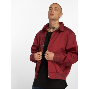 Brandit Men Lightweight Jacket Lord Canterbury in red polyester 35% cotton Sale IAWQZ330