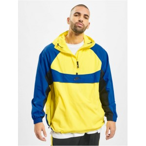 Nike Men Lightweight Jacket Re-Issue HD in yellow nylon For Sale DRCQY749