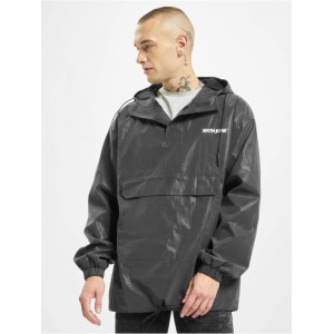 Sixth June Men Lightweight Jacket Reflective Pull On in black polyester On Sale GAAYU396