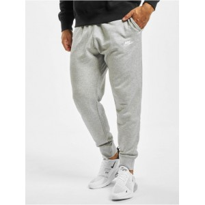 Nike Men Sweat Pant Jogger Fit in grey cotton 20% polyester Hot Sale YHFKS645