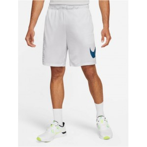 Nike Performance Men Short Knit in white polyester On Sale CPYWT990