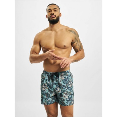 Only & Sons Men Swim shorts onsTed in blue polyester New PQYWC899