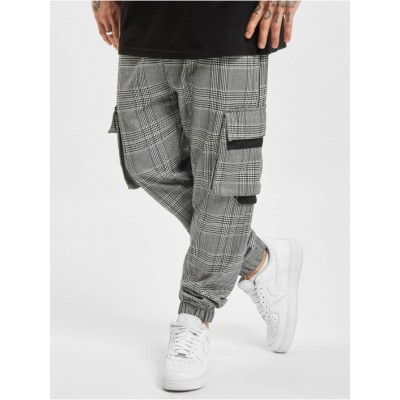2Y Men Sweat Pant Leven in black viscose 30% cotton Selling Well FDCOV805
