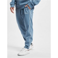 Reebok Men Sweat Pant TE Piping in blue cotton 30% polyester Cheap EFRCF839