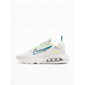 Nike Men Sneakers Air Max 2090 in white Cut Off TCLQO202