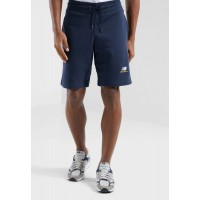 """New Balance Men navy 9"""" Embroidery Pack Shorts 7N1GL439"""